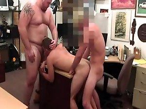 Hardcore straight men gay sex Guy ends up with ass fucking fuckfest