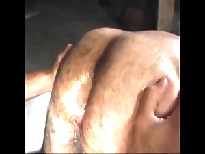 Daddies bareback their boy's hole