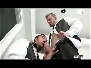 Straight turns into gay cock dick movie Str8 Hunk Slice Is Ready 6