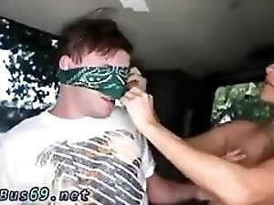 Hung gay twinks sagging video Excited To Be On The Baitbus